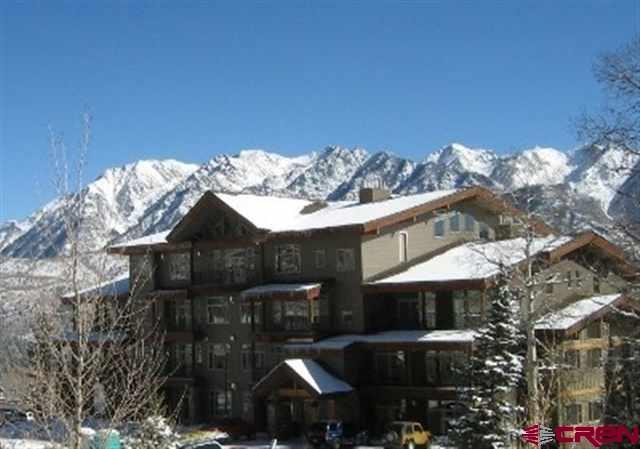 545 Skier Place #101, Durango, CO 81301 (MLS #734411) :: Durango Mountain Realty