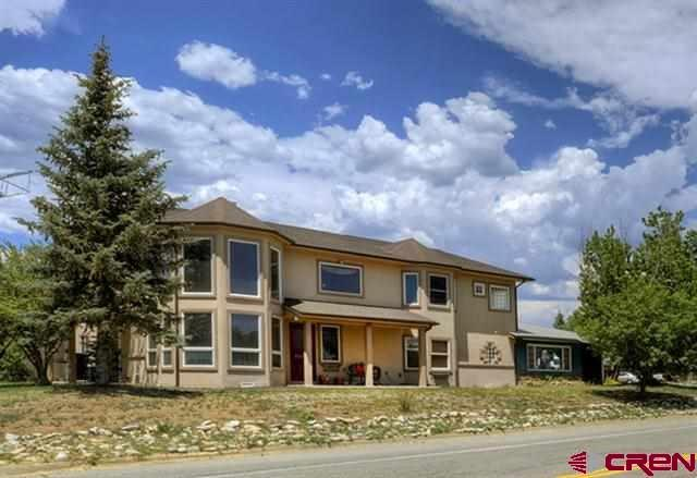 862 W Grand Avenue, Mancos, CO 81328 (MLS #734930) :: Durango Home Sales