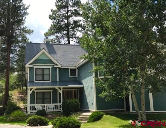 130 Hidden Treasure, Durango, CO 81301 (MLS #736428) :: Durango Home Sales