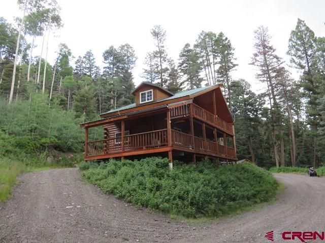 1407 Clark Mountain Lane, Antonito, CO 81120 (MLS #736459) :: Durango Home Sales
