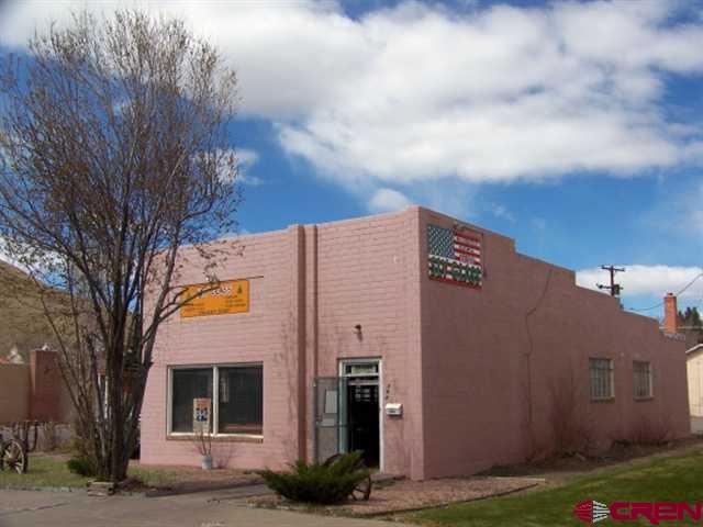 595 Columbia Avenue, Del Norte, CO 81132 (MLS #736663) :: Durango Home Sales