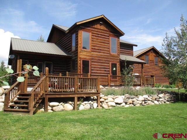 84 Rainbow Drive, Almont, CO 81210 (MLS #738737) :: The Dawn Howe Real Estate Network   Keller Williams Colorado West Realty
