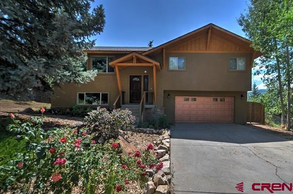 2607 N College Drive, Durango, CO 81301 (MLS #738838) :: Durango Mountain Realty