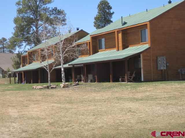 302 Talisman Drive #25, Pagosa Springs, CO 81147 (MLS #739044) :: CapRock Real Estate, LLC