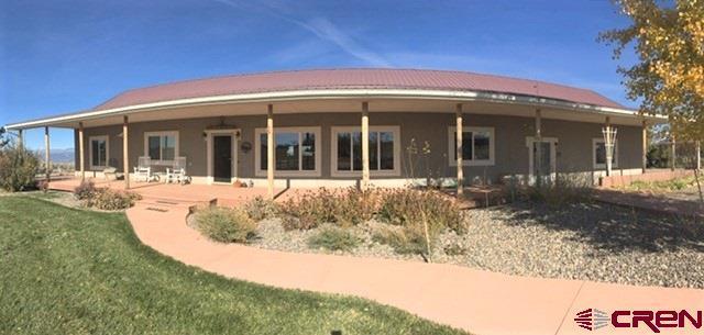 960 Klaseen Road, Crawford, CO 81415 (MLS #739306) :: Durango Home Sales