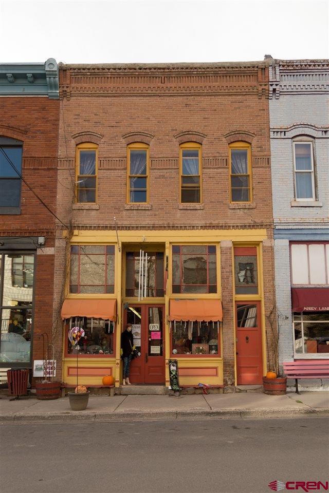 129 N Main Street, Creede, CO 81130 (MLS #739716) :: CapRock Real Estate, LLC