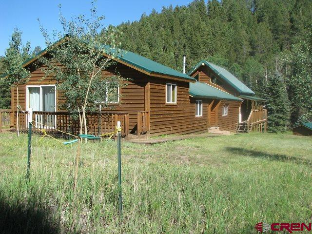 12386 Castle Rock Road, Del Norte, CO 81132 (MLS #739783) :: Durango Home Sales