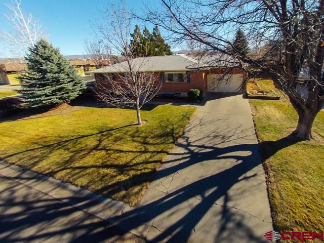 4 Columbia Way, Montrose, CO 81401 (MLS #739989) :: CapRock Real Estate, LLC