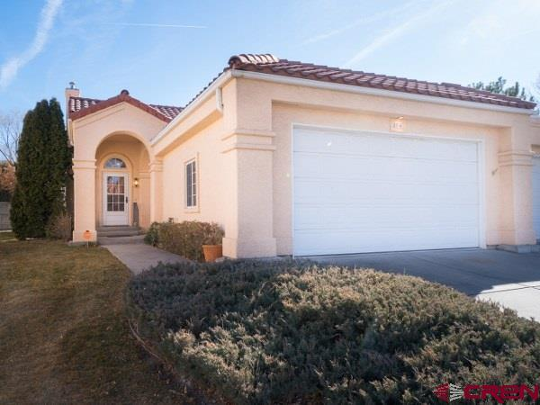 2516 El Corona Drive, Grand Junction, CO 81501 (MLS #740021) :: CapRock Real Estate, LLC