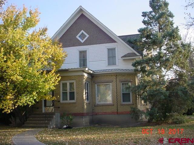 304 & 308 E 7th Street, Delta, CO 81416 (MLS #740668) :: Durango Home Sales