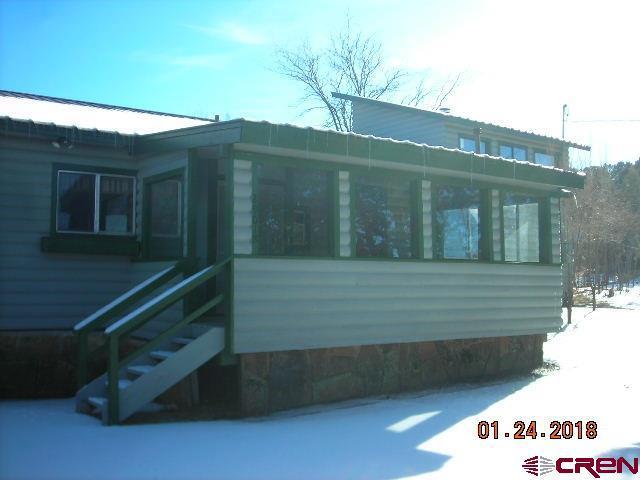 29018 Hwy 160, Durango, CO 81303 (MLS #741183) :: Durango Mountain Realty