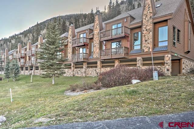 50827 Highway 550 Unit 112, Durango, CO 81301 (MLS #742074) :: Durango Mountain Realty