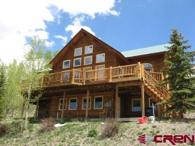 69 Cinnamon Mountain Road, Mt. Crested Butte, CO 81225 (MLS #742434) :: CapRock Real Estate, LLC