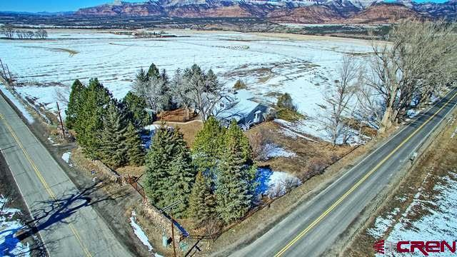 58480 Oe Road, Collbran, CO 81624 (MLS #742461) :: CapRock Real Estate, LLC