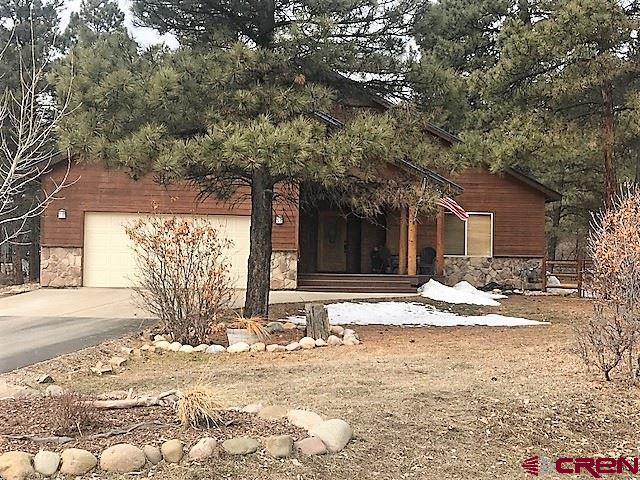 80 Sumac Court, Pagosa Springs, CO 81147 (MLS #742921) :: Keller Williams CO West / Mountain Coast Group