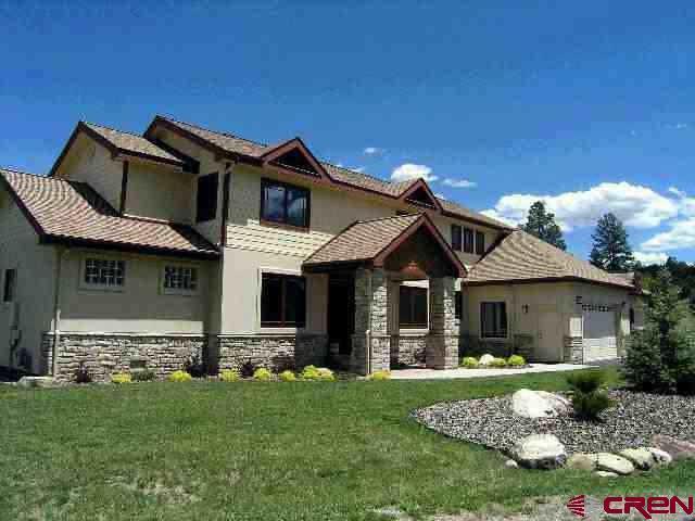 209 Rockridge Drive, Durango, CO 81301 (MLS #743091) :: Durango Home Sales