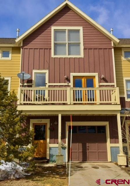 112 Big Sky Drive, Mt. Crested Butte, CO 81224 (MLS #743263) :: The Dawn Howe Real Estate Network   Keller Williams Colorado West Realty