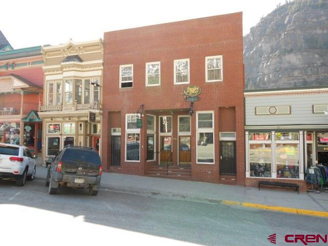 640 Main Street, Ouray, CO 81427 (MLS #743483) :: Durango Home Sales
