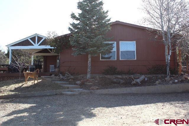 18640 Road 27, Dolores, CO 81323 (MLS #743618) :: Durango Home Sales