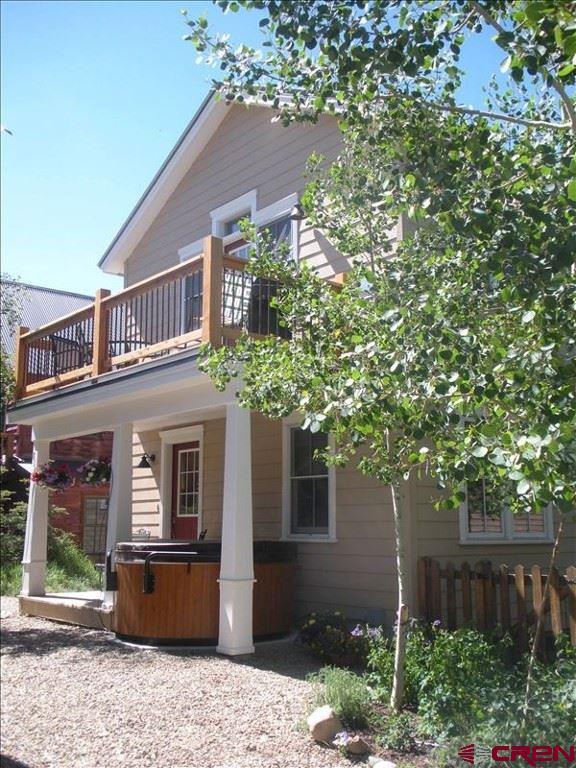 816 Elk Avenue, Crested Butte, CO 81224 (MLS #743734) :: CapRock Real Estate, LLC