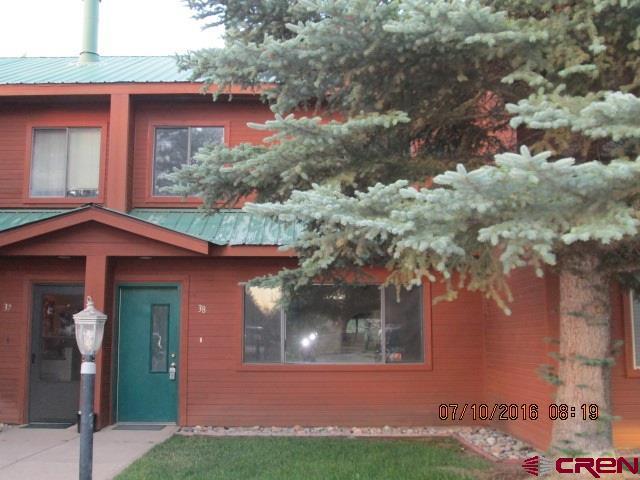 302 Talisman Drive #38, Pagosa Springs, CO 81147 (MLS #744070) :: CapRock Real Estate, LLC