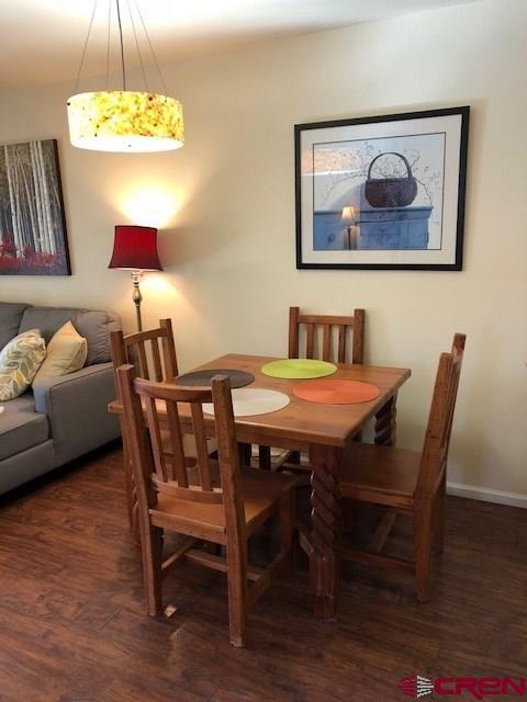 1100 Goeglein Gulch Building 2 #105, Durango, CO 81301 (MLS #744225) :: Durango Home Sales