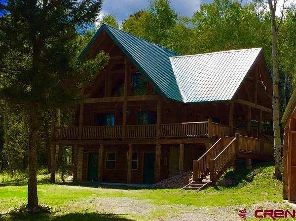 527 Crest Drive, Cimarron, CO 81220 (MLS #744647) :: CapRock Real Estate, LLC