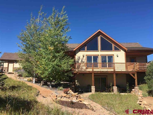 1469 Ponderosa Drive, Ridgway, CO 81432 (MLS #745073) :: Durango Home Sales