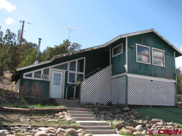 17675 Highway 151, Arboles, CO 81121 (MLS #745265) :: Keller Williams CO West / Mountain Coast Group