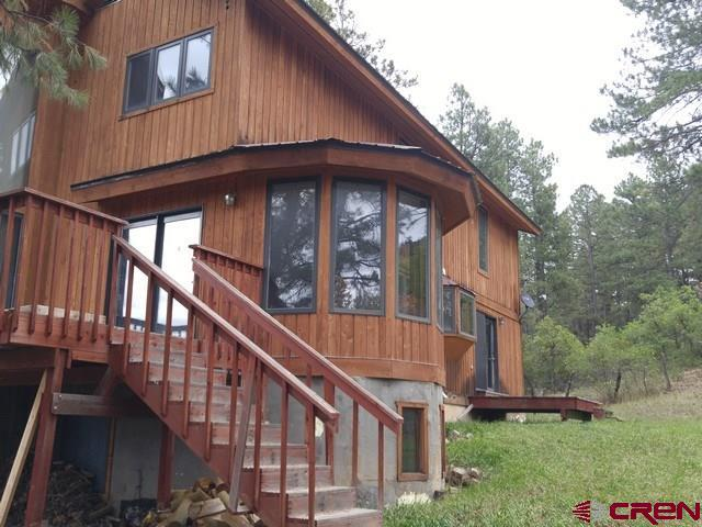 452 Alpine Forest Drive, Bayfield, CO 81122 (MLS #745281) :: CapRock Real Estate, LLC