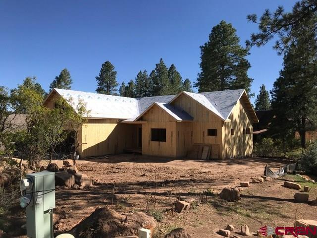 295 Copper Rim Trail, Durango, CO 81301 (MLS #745295) :: Durango Home Sales