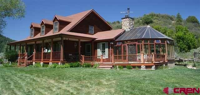 1652 Cr 139, Durango, CO 81303 (MLS #745465) :: Durango Home Sales