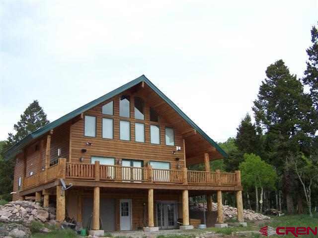 105 Ridge Road, Cimarron, CO 81220 (MLS #745560) :: Durango Home Sales
