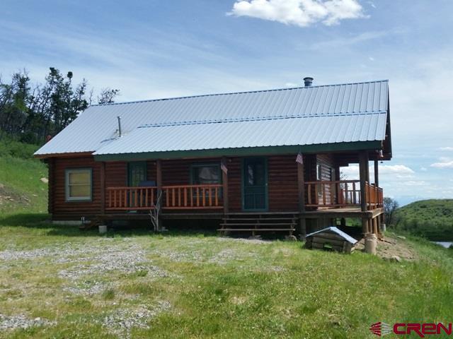25826 Horse Creek Road, Cedaredge, CO 81413 (MLS #745725) :: CapRock Real Estate, LLC