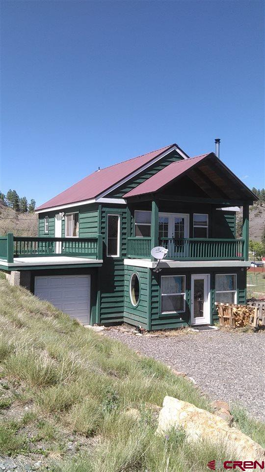 275 N 6th Street, Pagosa Springs, CO 81147 (MLS #745742) :: Keller Williams CO West / Mountain Coast Group