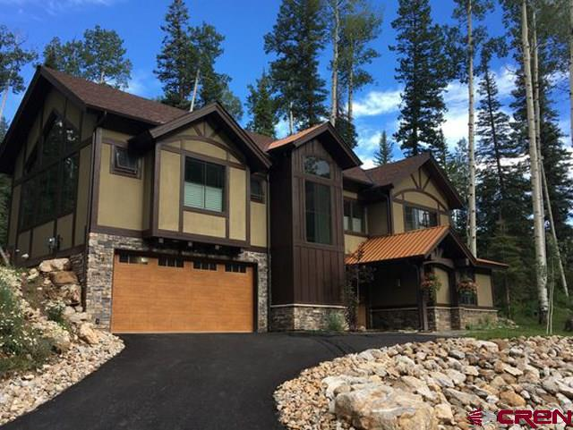 20 Vermillion Drive, Durango, CO 81301 (MLS #746377) :: Durango Mountain Realty