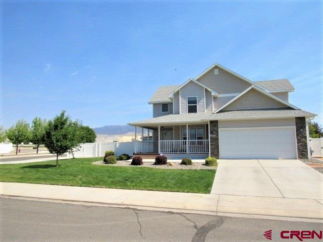 1511 Yankee Girl, Delta, CO 81416 (MLS #746605) :: CapRock Real Estate, LLC