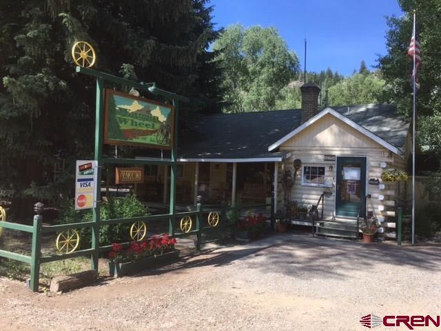 187 S Gunnison Avenue, Lake City, CO 81235 (MLS #746777) :: Durango Home Sales
