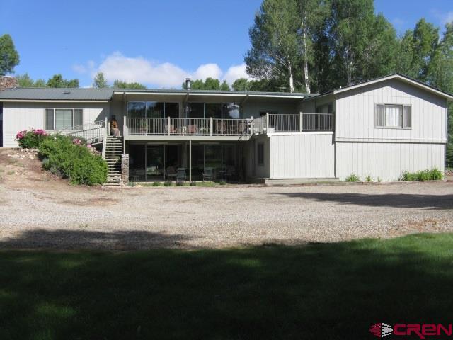572 Camino Del Rio, Gunnison, CO 81230 (MLS #746918) :: Durango Home Sales
