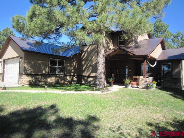 56 Trap Court, Pagosa Springs, CO 81147 (MLS #747096) :: CapRock Real Estate, LLC