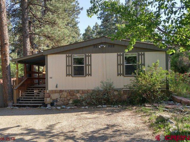 88 Holly Hock Trail, Durango, CO 81303 (MLS #747227) :: Durango Home Sales
