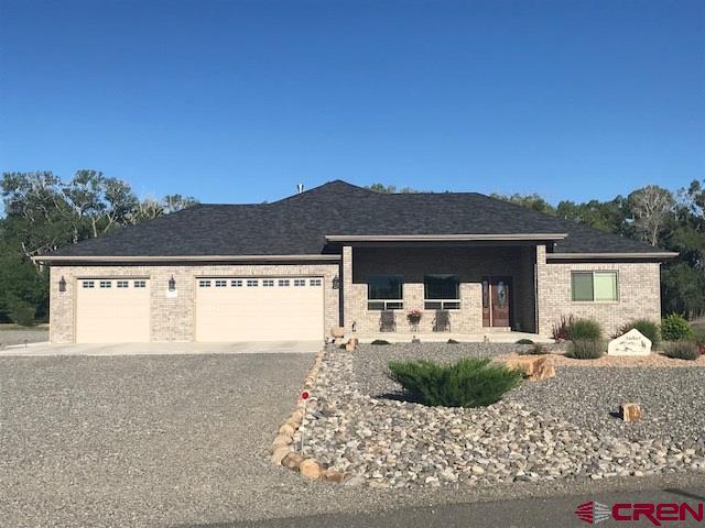 62089 Oleander Circle, Montrose, CO 81403 (MLS #747429) :: CapRock Real Estate, LLC
