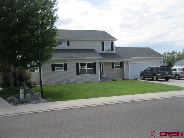 1818 Election Way, Montrose, CO 81401 (MLS #747880) :: CapRock Real Estate, LLC