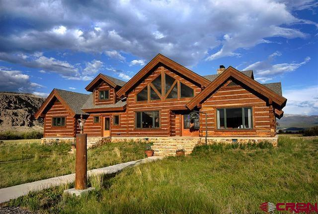 821 Forest Rd 522 Road, Creede, CO 81130 (MLS #748067) :: Durango Home Sales