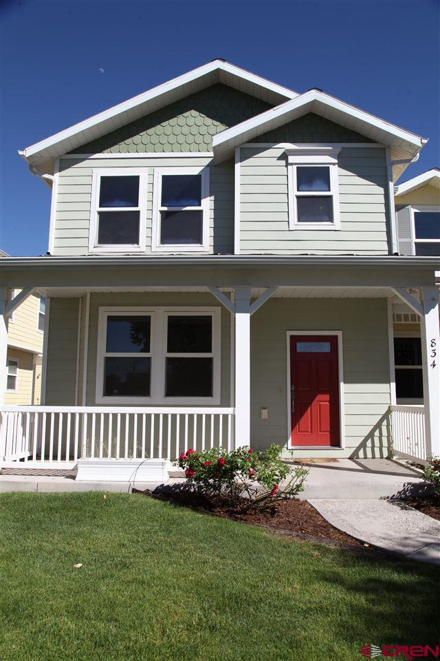 834 S 6th Street Unit A, Montrose, CO 81401 (MLS #748152) :: The Dawn Howe Real Estate Network | Keller Williams Colorado West Realty