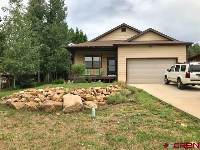 379 San Moritz Drive, Bayfield, CO 81122 (MLS #748444) :: Durango Home Sales