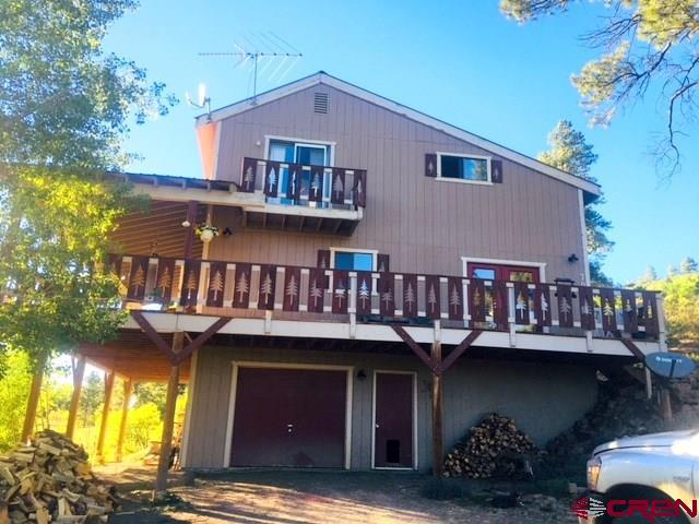 70 Winchester Drive, Pagosa Springs, CO 81147 (MLS #748710) :: Durango Home Sales