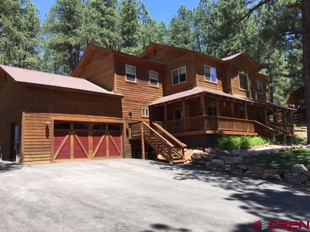 36 Pine Tree Drive, Bayfield, CO 81122 (MLS #748856) :: Durango Home Sales
