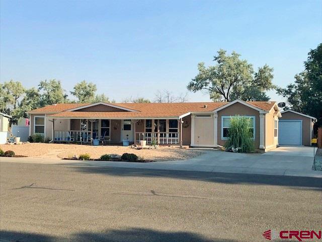 1761 Kellie Drive, Montrose, CO 81401 (MLS #749739) :: Durango Home Sales