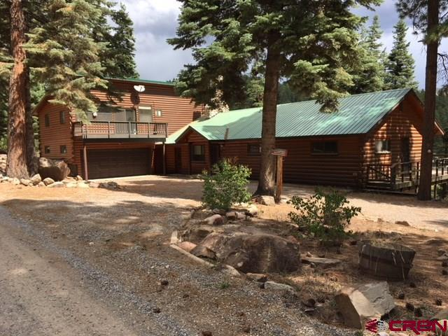 500 Sierra Drive, Durango, CO 81301 (MLS #749960) :: Durango Mountain Realty